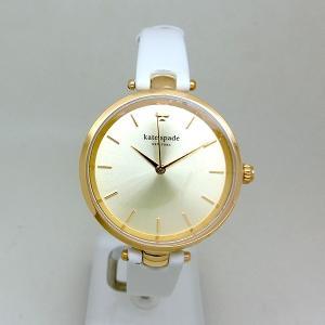 ケイトスペード レディース 腕時計 国内未入荷 katespade ksw1117 時計 アクセサリー  ゴールド 革ベルト  (t612)(nd)|italybag