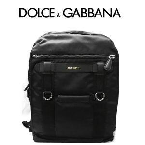 DOLCE&GABBANA ドルガバ リュックサック ブラック ドルチェ アンド ガッバーナ ナイロン バックパック bagss 4bm14158b956 (t707) 8057001292592|italybag