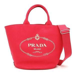 PRADA CANAPA プラダ カナパ 2way トートバッグ ポーチ付き レディース  1bg163(t805)  8050533045186 ピンク PEONIA|italybag