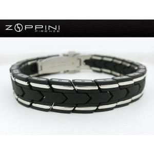 ステンレス ブレスレット zl1211 ZOPPINI ゾッピーニ イタリア メンズ italybag