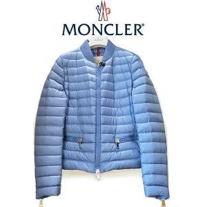 b37d0184560be3 モンクレール MONCLER blem celest ダウンジャケット レディース col.999 サイズ1,2,0 ブラック ブルー(黒/水色系/青)ブランド  (t809)