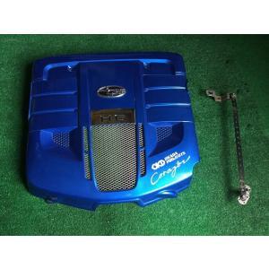 レガシィ BL系 BP系 3.0R H6 エンジンカバー 取付ステー付 a-215 YS3|itamisyaryo