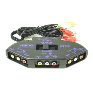 JESTTAX ゲーム&AVセレクター SL-3|itax