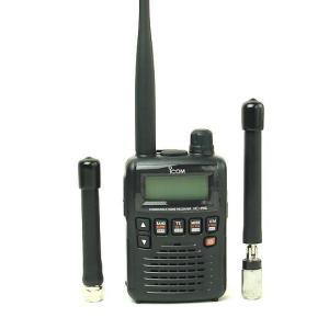 アイコムIC-R6/広帯域受信機(ワイドバンドレシーバー・マルチバンドレシーバー)と消防・救急・エアバンド専用アンテナのお得なセット itax
