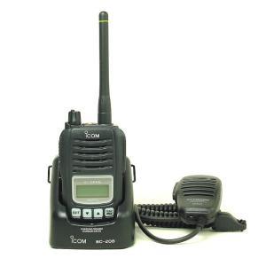アイコムICOM IC-DPR6デジタルハイパワートランシーバーとスピーカーマイクのお得なセット(送料無料) itax