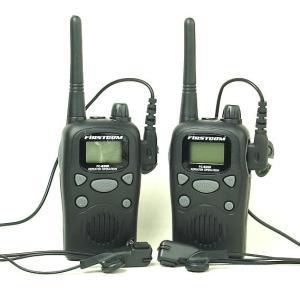 インカム 中継通話対応/特定小電力トランシーバー(インカム)47chが超お得な2台セット(イヤホンマイク付)(送料無料)|itax