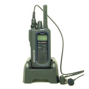 ケンウッド TPZ-D510 デジタルハイパワートランシーバー(登録局)とイヤホンマイクのお得なセット TPZ-D510+FPG-22KWP(送料無料)|itax