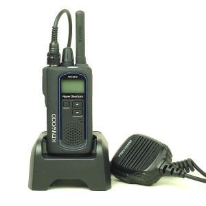 ケンウッド TPZ-D510 デジタルハイパワートランシーバー(登録局)と高性能スピーカーマイクのお得なセット TPZ-D510+FPG-25KWP (送料無料)|itax