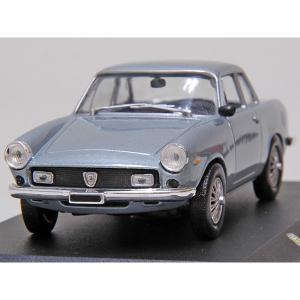 1/43 アバルト Collection No.8 アバルト 2400 Coupe 1961年ミニチュアモデル|itazatsu