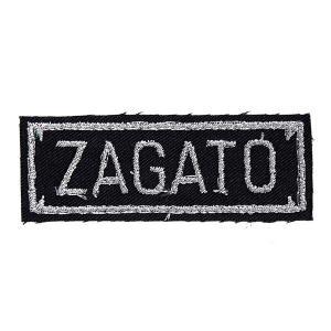 ZAGATOロゴワッペン|itazatsu