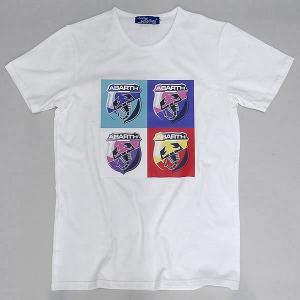 アバルトエンブレムグラフィックTシャツ M|itazatsu