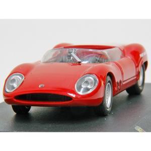 1/43 アバルト Collection No.26 OT 2000 SPORT SPIDER  1965年ミニチュアモデル|itazatsu