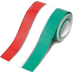 イタリア国旗カラーストライプデカール(80mm/5m)|itazatsu