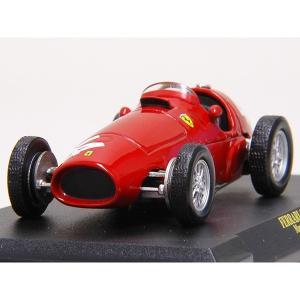 1/43 フェラーリ F1 Collection No.60 625F1ミニチュアモデル|itazatsu
