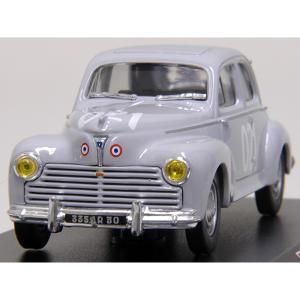 1/43 1000 MIGLIA Collection No.45 Peugeot 203ミニチュアモデル|itazatsu