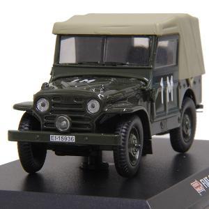 1/43 1000 MIGLIA Collection No.46 フィアット CAMPAGNOLAミニチュアモデル|itazatsu