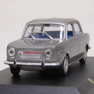 1/43 アバルト Collection No.57 SIMCA 1150 CORSA ミニチュアモデル|itazatsu