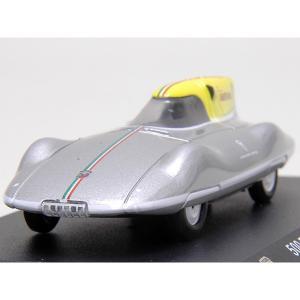 1/43 アバルト Collection No.59 500 RECORD MONZA 1956年ミニチュアモデル|itazatsu