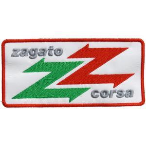 ZAGATO CORSAワッペン|itazatsu