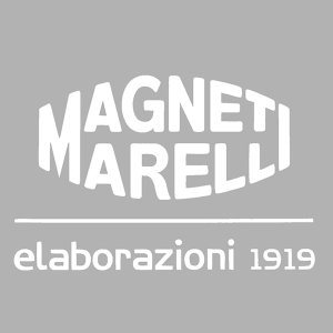 MAGNETI MARELLI elaborazione 1919ステッカー(切り文字タイプ)|itazatsu