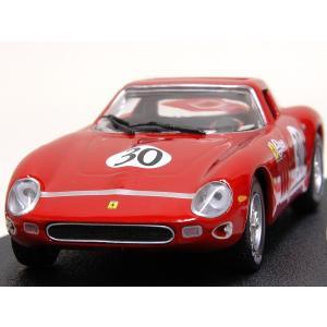 1/43 フェラーリ Racing Collection No.15 250GTO ミニチュアモデル|itazatsu