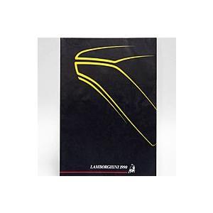 ランボルギーニ YEAR BOOK  1990年版|itazatsu