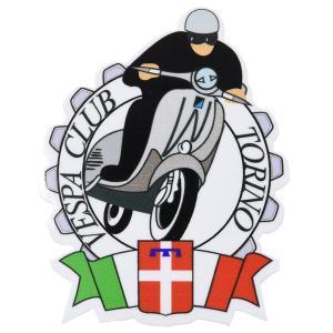 ベスパ Club Torinoステッカー itazatsu