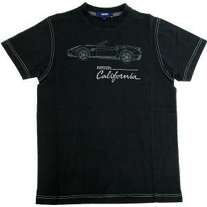 フェラーリ純正California Tシャツ|itazatsu