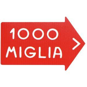 1000 MIGLIAオフィシャルステッカー(L) itazatsu