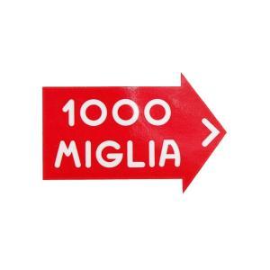 1000 MIGLIAオフィシャルステッカー(S) itazatsu