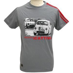 アバルト純正Tシャツ-CATTIVA-|itazatsu