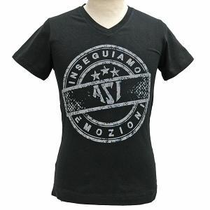 ASIオフィシャルTシャツ(ブラック)|itazatsu