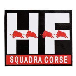 ランチア HF SQUADRA CORSEヴィンテージタイプステッカー|itazatsu