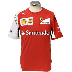 Scuderia Ferrari 2014ドライバー用Tシャツ|itazatsu