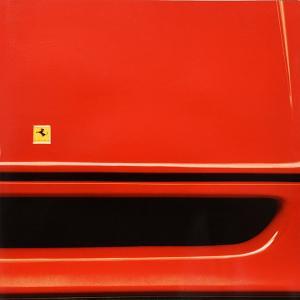 フェラーリ Ferrari F40 Late Versionセールスカタログ(1989年版初版)|itazatsu