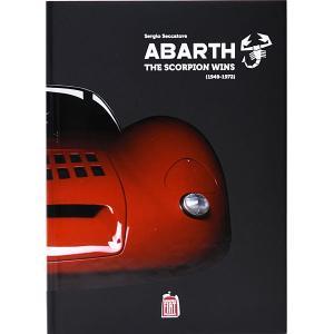 アバルト Abarth The Scorpion Wins 1949-1972|itazatsu