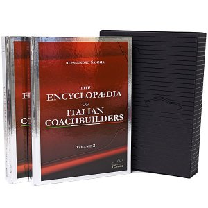 ENCYCLOPEDIA of ITALIANN COACHBUILDERS|itazatsu