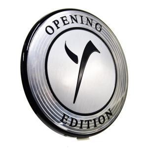 ランチア純正 3代目Ypsilon Bピラーエンブレム(OPENING EDITION)|itazatsu