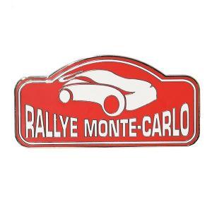 Rally Monte Carloオフィシャルマグネット|itazatsu
