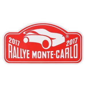 Rally Monte Carlo 2017オフィシャルステッカー|itazatsu