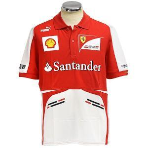 スクーデリア フェラーリ 2013ティームスタッフ用ポロシャツ|itazatsu