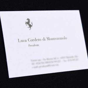 ルカ・モンテゼーモロビジネスカード|itazatsu