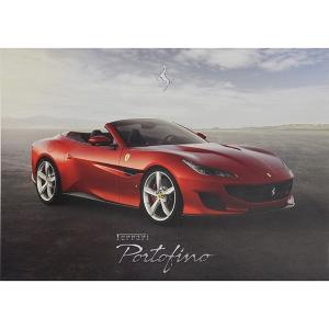 210mm(幅)×150mm(縦)  Ferrari、その新車の発表会いえば、近年では実際の舞台、会...
