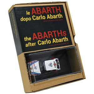 1/43 ランチア Delta MARTINIミニチュアモデル&LE ABARTH DOPO CARLO ABARTH USBセット|itazatsu