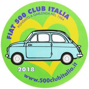 83mm(直径) ※6月30日更新  イタリアには旧型の500を愛する人のためのクラブがあります。と...
