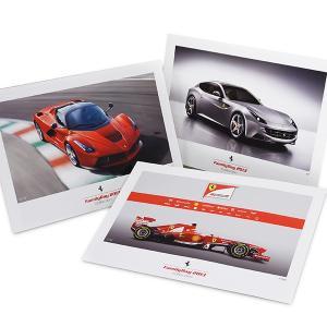 フェラーリ FAMILY DAY2013記念ポスター3枚セット|itazatsu