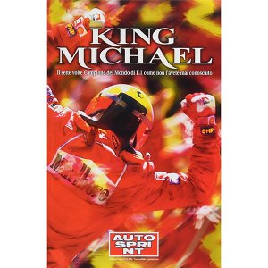 KING MICHAEL by AUTOSPRINT|itazatsu