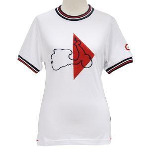 ベスパ オフィシャルレディスTシャツ-MODERNIST-/ホワイト|itazatsu