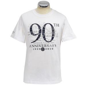 MONACO GRAND PRIX 2019 ACMオフィシャルTシャツ-90th ANNIVERSARY/ホワイト-|itazatsu
