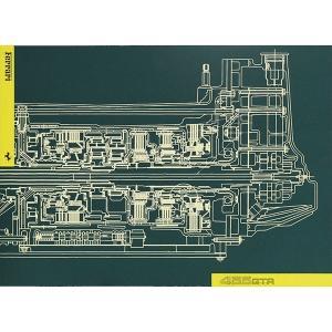 フェラーリ 456GTAプレスキット|itazatsu